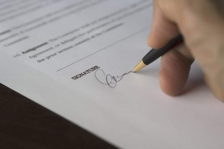 Erhvervslejeloven I - kontrakten