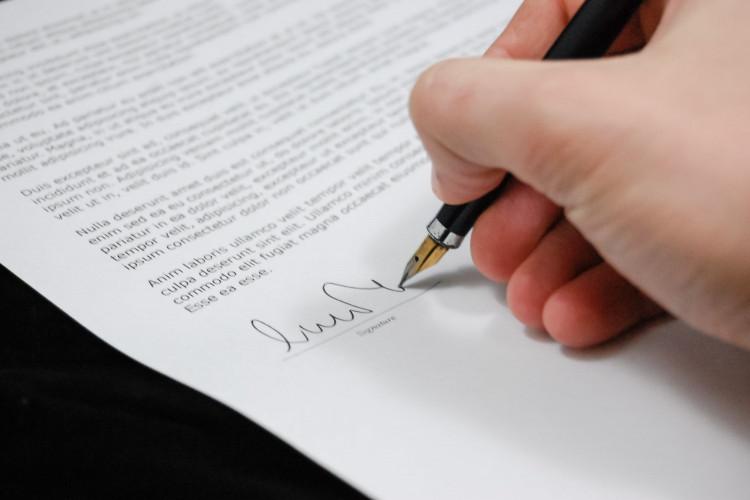 Vejledning om brug af digitale underskrifter på selskabsretlige dokumenter