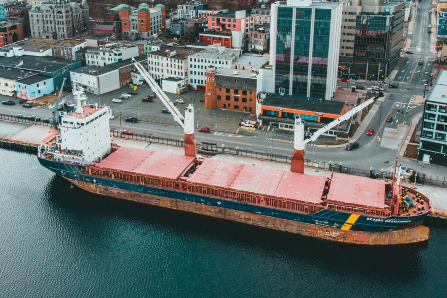 Genarrest af skib var nødvendig og lovlig