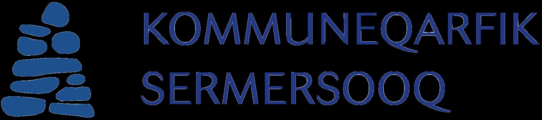 Kommuneqarfik Sermersooq logo
