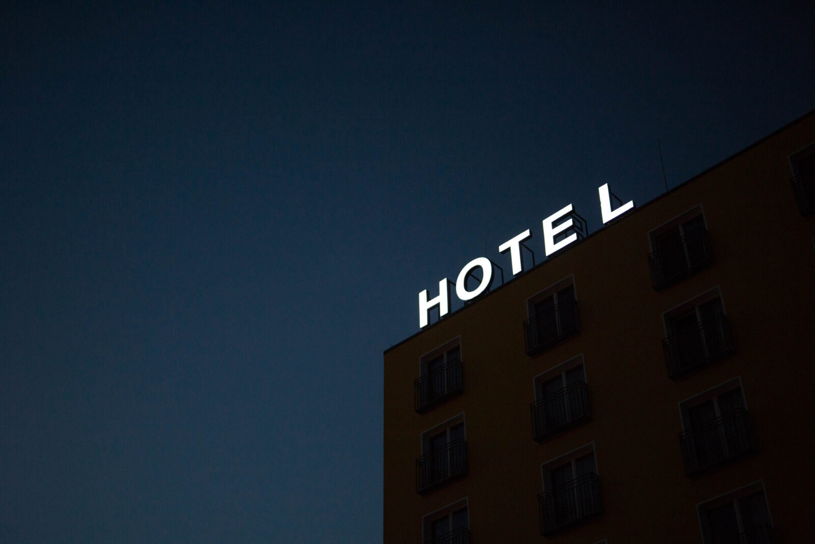 Alternativ udlejning af hotelværelser