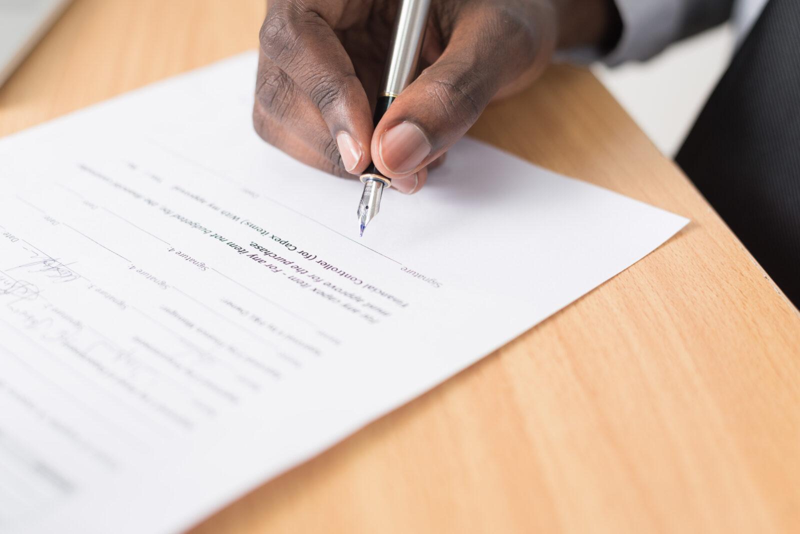 Erhvervslejeloven I – kontrakten
