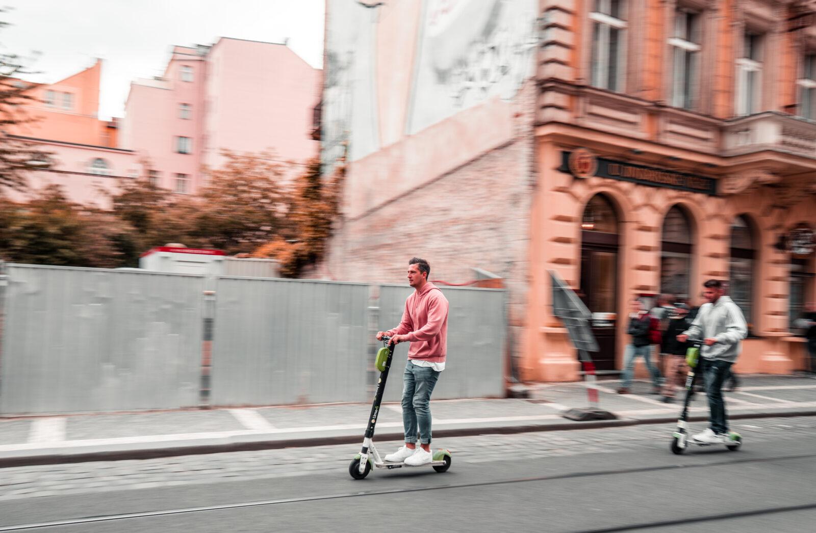 Lovforslag om regulering af udlejning af el-løbehjul og -cykler droppet