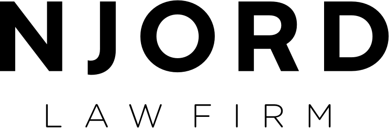 NJORD Lawfirm logo