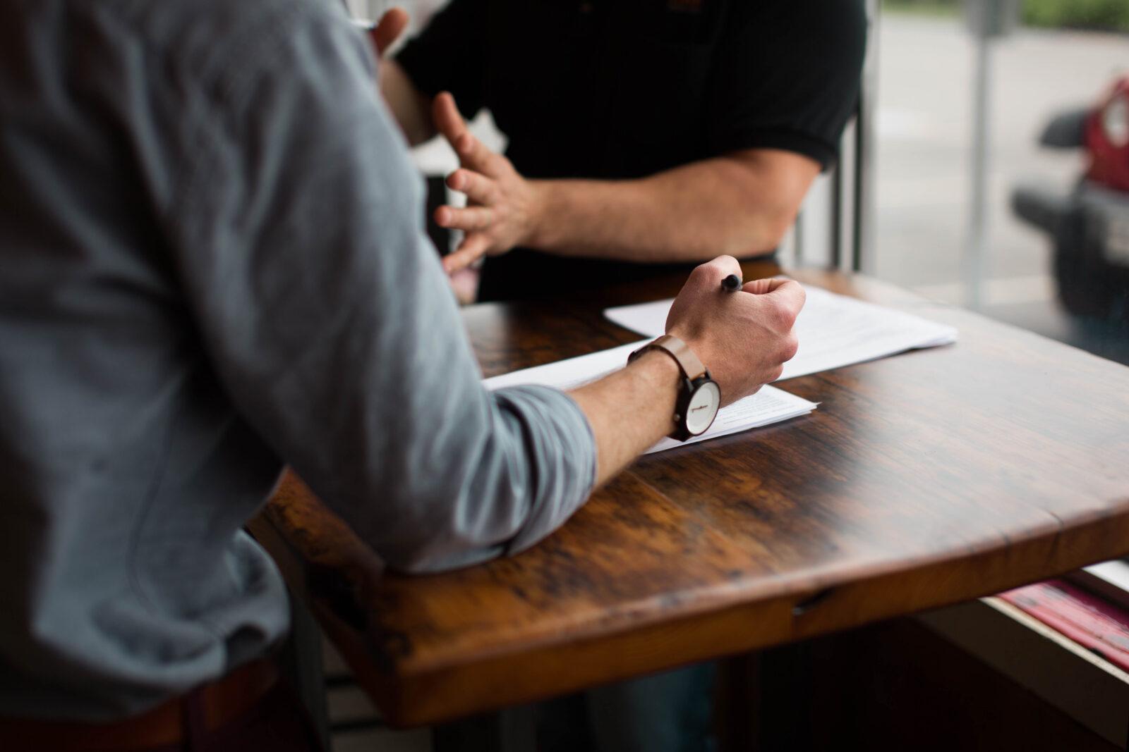 Præcisering fra Skattestyrelsen af hvornår finansielle kontrakter har tilknytning til erhvervsmæssig virksomhed.