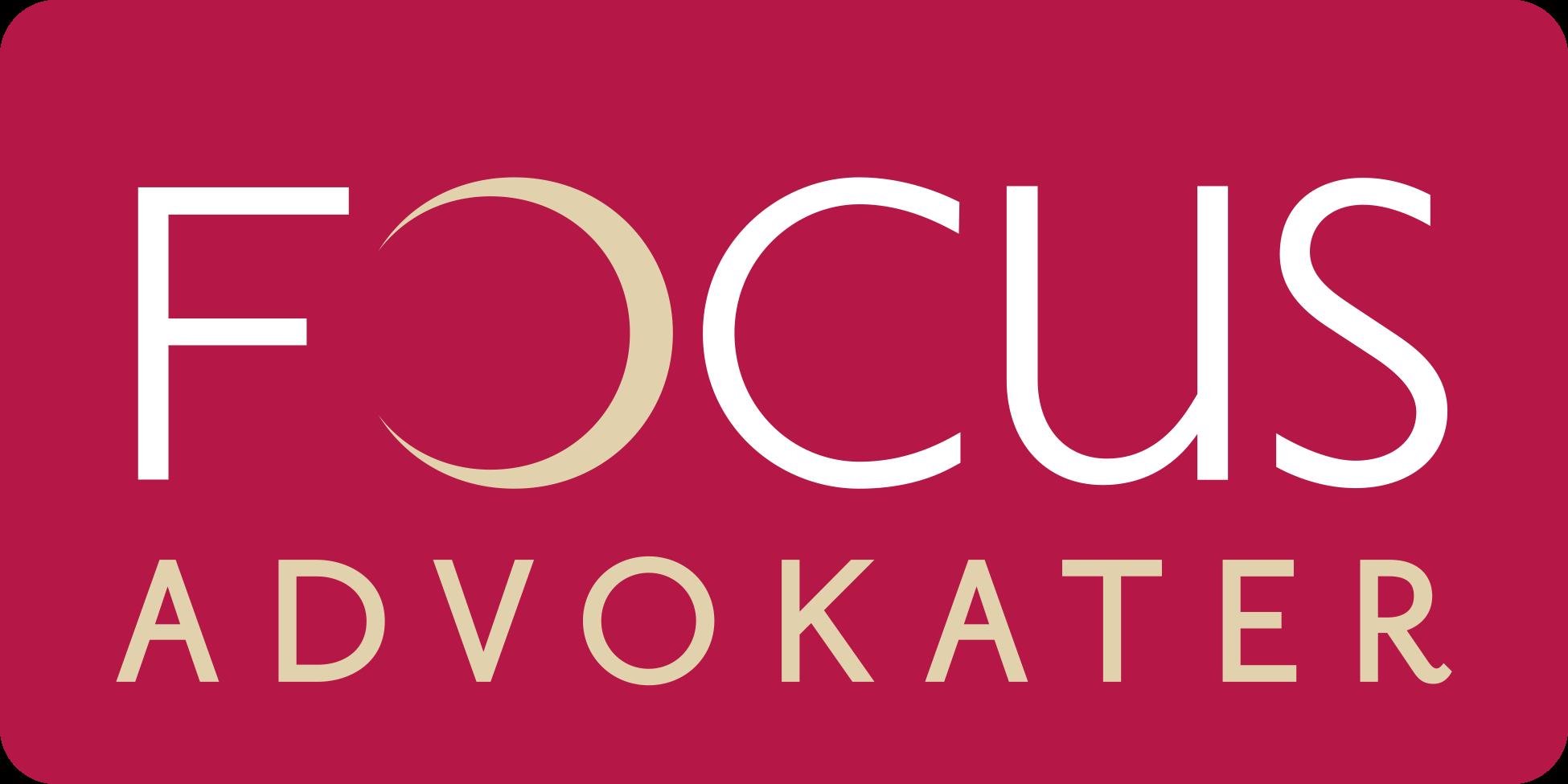 Focus Advokater logo