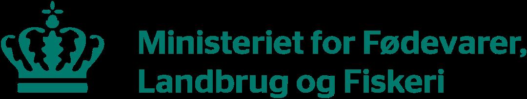 Fødevareministeriets Departement logo
